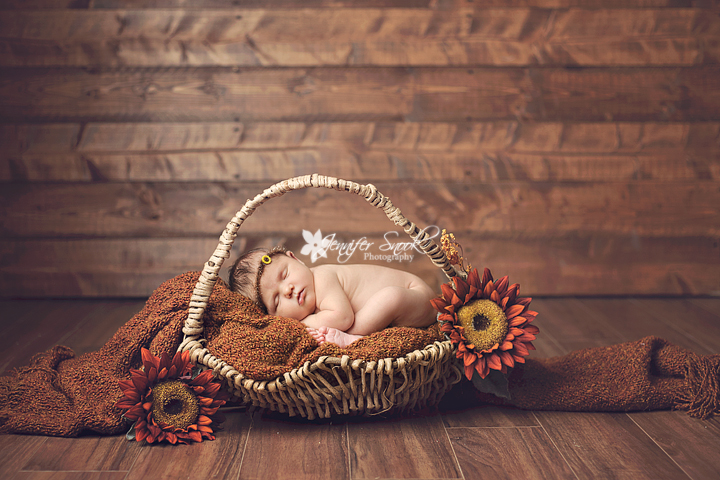 Fall is in the air mcdonough ga newborn photographer